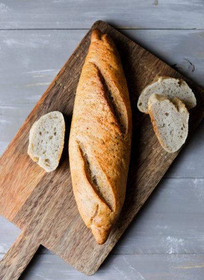 Pão tipo Baguete