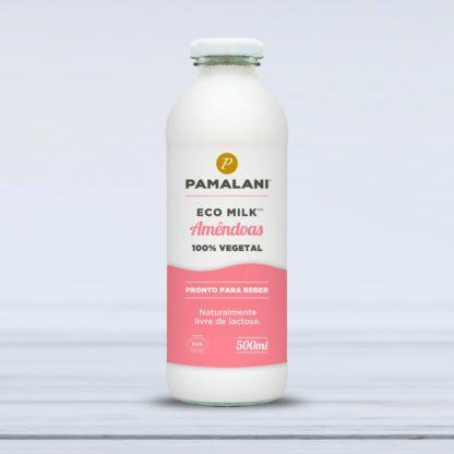 Eco Milk Amêndoas 100% Vegetal 500ml