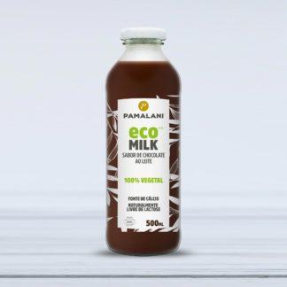 Eco Milk 100% Vegetal Chocolate 500ml